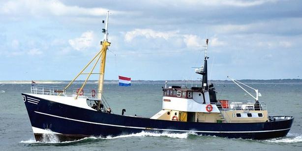 Marion IJmuiden Halfstok