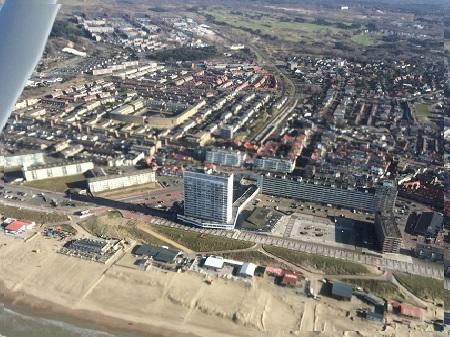 Zandvoort Bouwensflat 19.02.2016