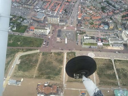 Noordwijk asverstrooien 27 juni 2016